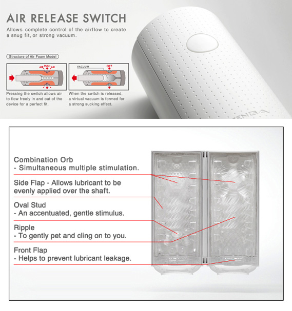 TENGA Flip Lite Introduction
