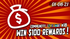 Community Giveaway #18: $100 in Rewards for 5 winners! Ideas for Community & New Year Resolution!