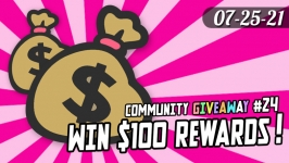 Community Giveaway #24: $100 in Rewards for 5 winners! Has your shopping behavior changed?
