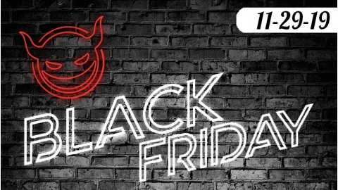 Black Friday Sale Ending soon* 11-29 to 12-03