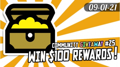 Community Giveaway #25: $100 in Rewards for 5 winners! Onaholes, positive or negative?