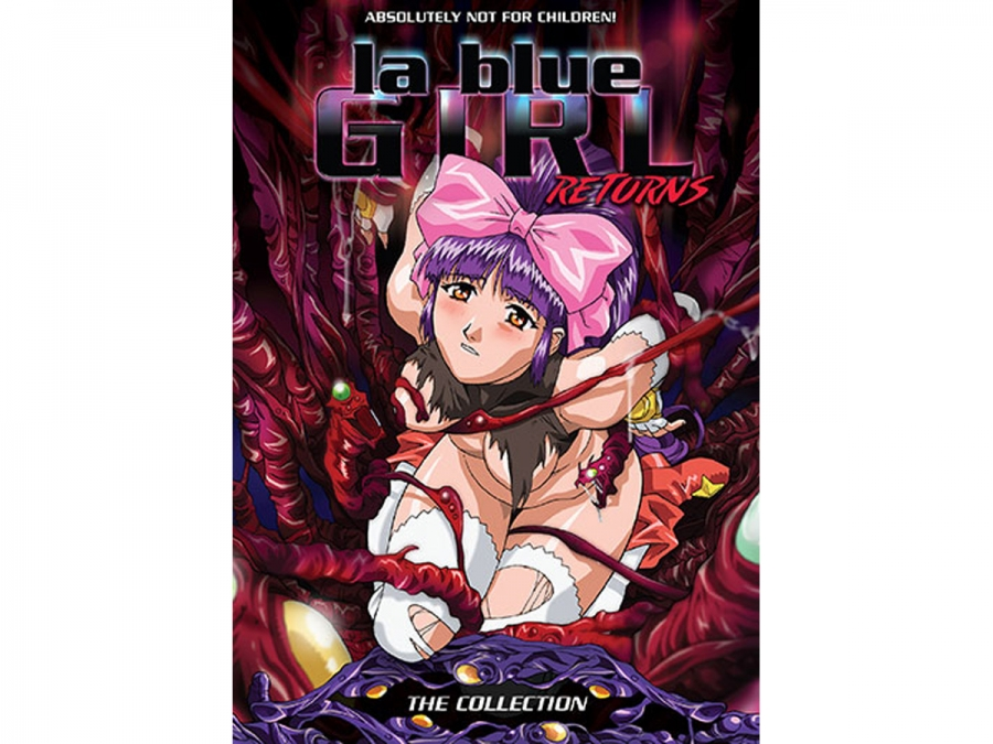 La Blue Girl Returns The Collection Main