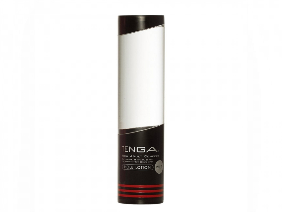 TENGA Hole Lotion Wild (Black) 170ml Main