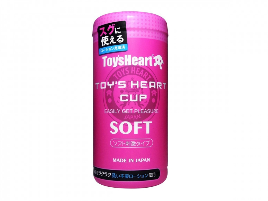 Toy's Heart Cup Type Soft Main