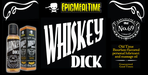 Whiskey Dick: Old Time Bourbon-Flavored Lube