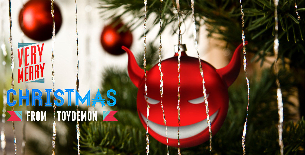 Click for the full size ToyDemon Christmas Card