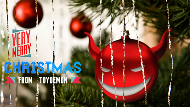 Merry Christmas from ToyDemon