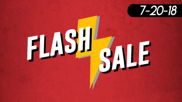 Flash Sale is ON!