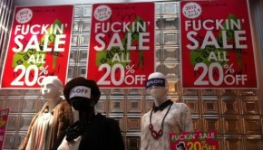 Fuckin Sale in Japan