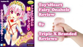 ToysHeart Fairy Onahole Video Review