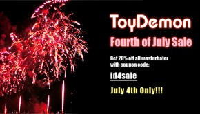 4 of July 2013 Sale