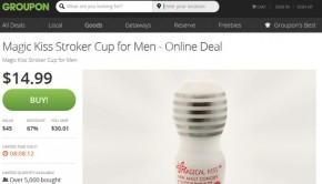 Groupon Sells Fake TENGA products - featured