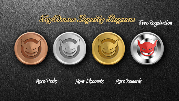 New ToyDemon Loyalty Program