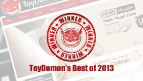 ToyDemon Best masturbator of 2013
