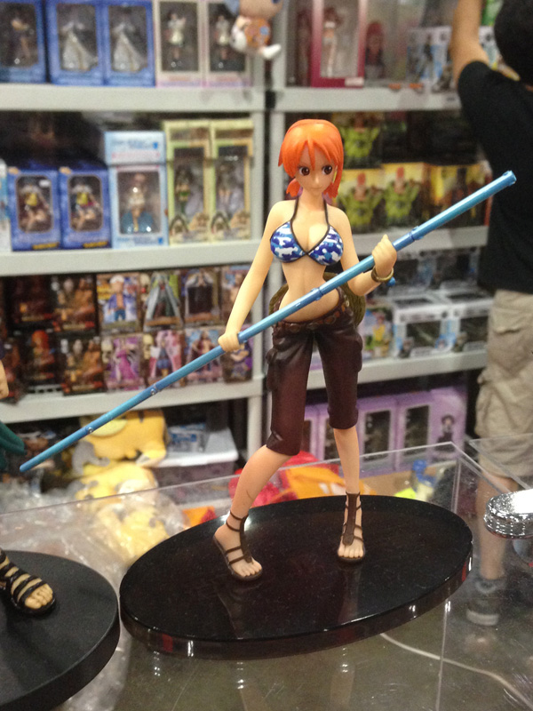 AX14 Anime Expo 2014 Figure One Piece Nami