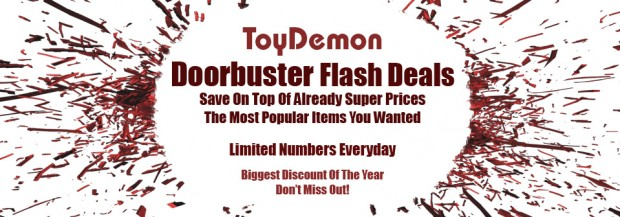 ToyDemon Black Friday Thanksgiving Sale