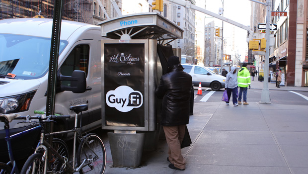 GuyFi Masturbation Booth In NY Featured